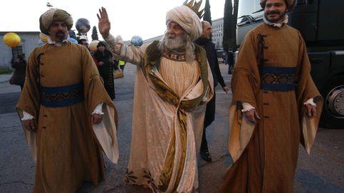 La Cabalgata de los Reyes Magos 2017 de Madrid, en imágenes