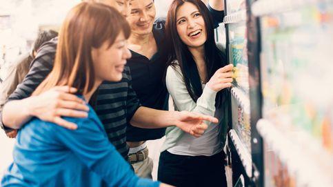 Las máquinas expendedoras del trabajo ahora son 100% ecológicas
