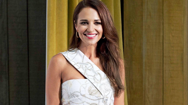 La actriz con su eterna sonrisa. (Getty)