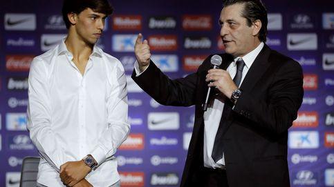 Futre: Miré a la cara a mis hijos y me dije que no podía fichar por el Madrid