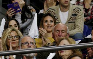 Helen Lindes, fan número uno de Rudy Fernández