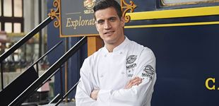 Post de Miguel Cobo, de 'Top Chef' a presentar en Telemadrid 'My restaurant rocks'