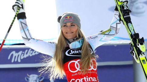 Lindsey Vonn, el ángel de la nieve