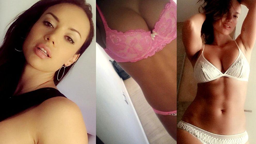 Así es Franceska Jaimes, la actriz porno y esposa de Nacho Vidal