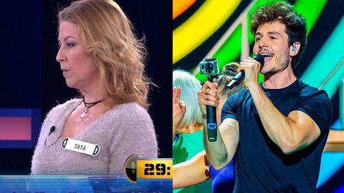 El lapsus eurovisivo que ha tirado por la trampilla a una concursante de 'Ahora caigo'
