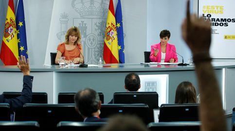 Vídeo, en directo   Siga la rueda de prensa tras el Consejo de Ministros