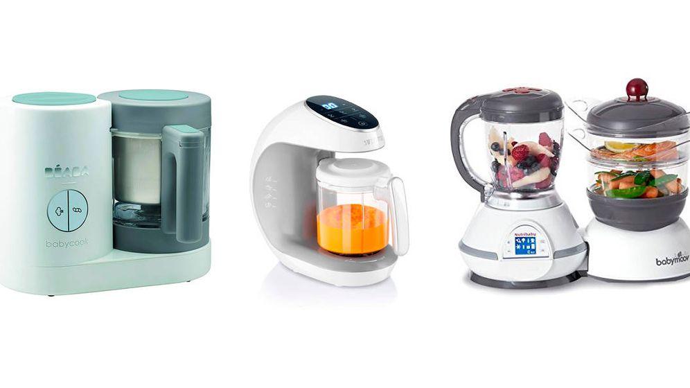 Foto: Babycook, el robot que necesitas en casa para cocinar las mejores recetas a tu bebé