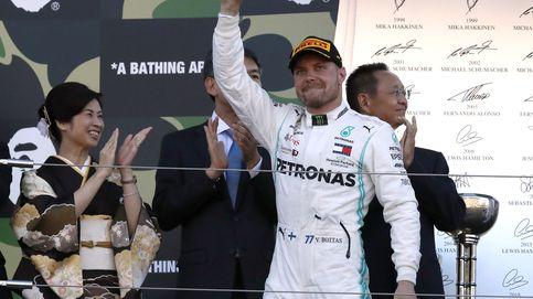 Resultado Fórmula 1: victoria de Bottas, desastre de Ferrari y Carlos Sainz acaba 5º