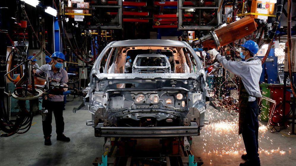 Foto: Una fábrica de Ford en Vietnam. (Reuters)