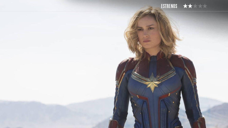 'Capitana Marvel': un 'click' de Playmobil tiene más personalidad que esta película