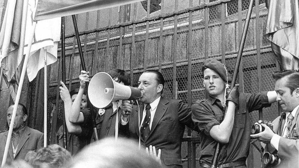 40 años de la caída del búnker franquista