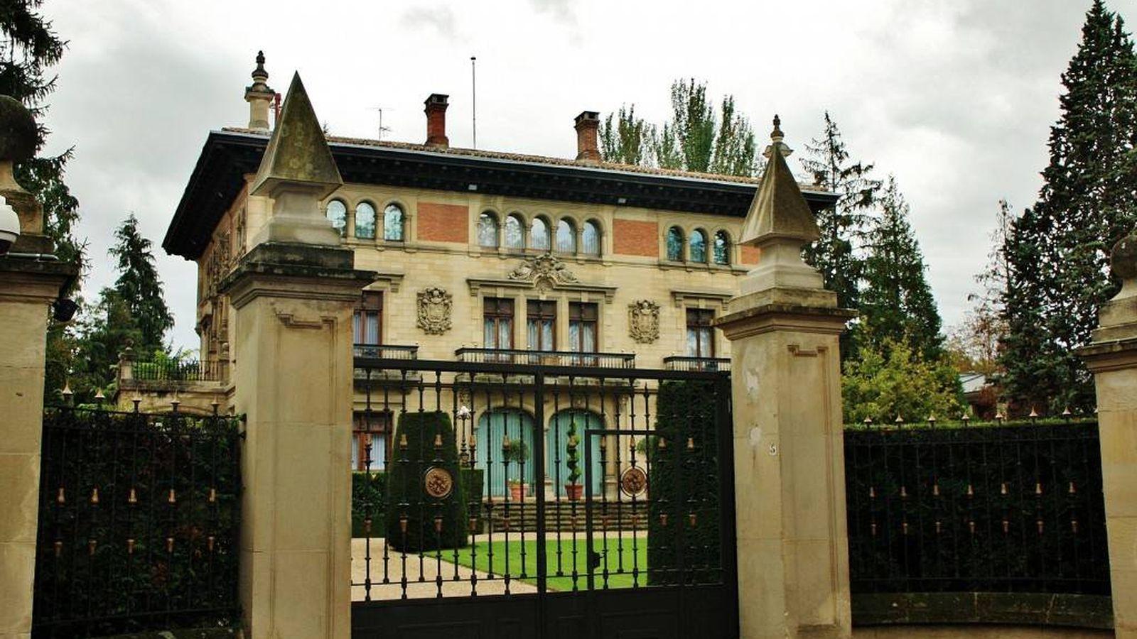 Foto: Ajuria Enea, uno de los edificios que suministrará Syder.