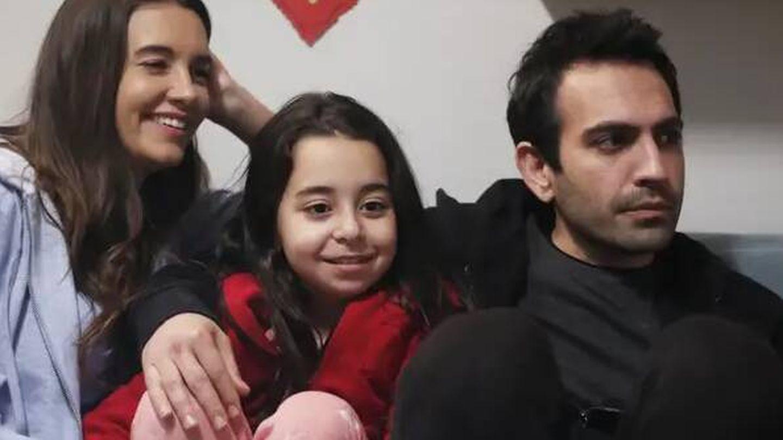 Los protagonistas de 'Mi hija'. (Atresmedia)