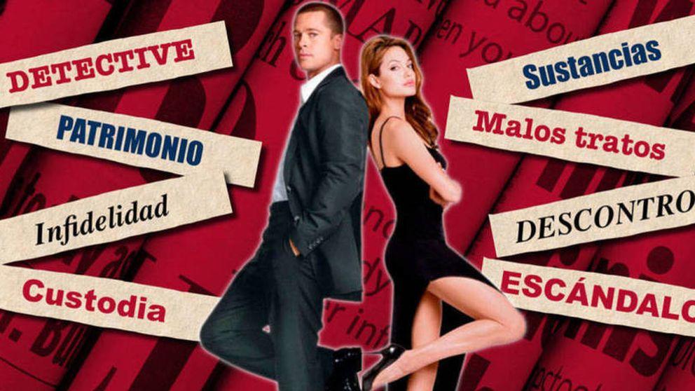 ¿A qué le tiene miedo Brad Pitt? El actor pide que los informes del divorcio sean privados