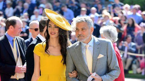 Los mellizos de George Clooney y Amal aparecen en la prensa ... ¿por primera vez?