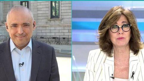 Ana Rosa se enzarza con Simancas por Bildu: ¡Ahora la culpa la tiene el PP!