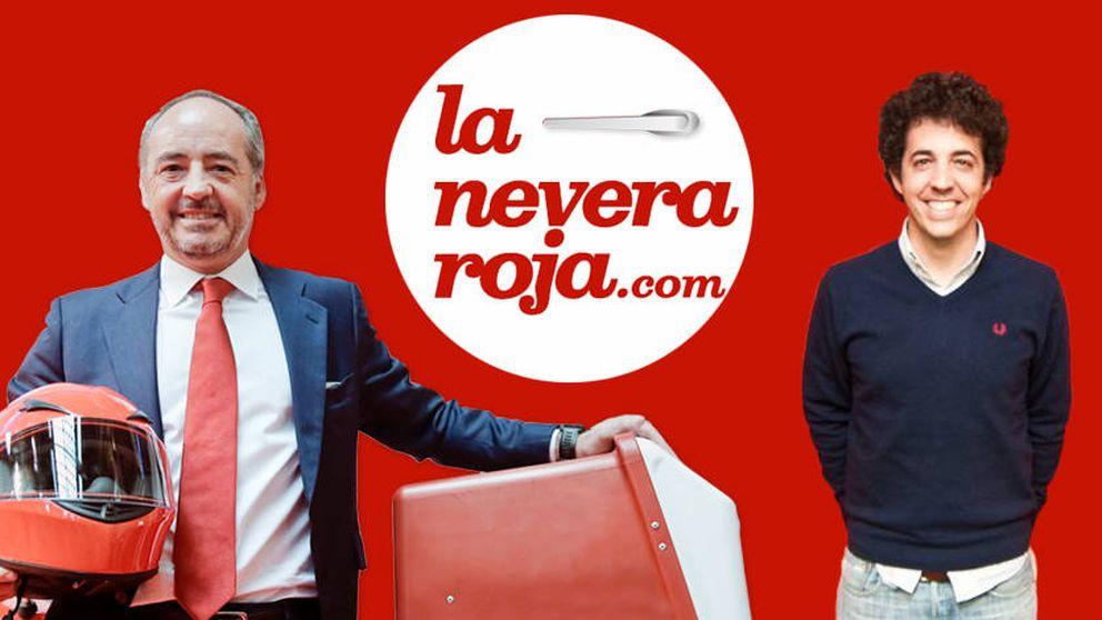 Startup 10 millones para el espa ol que vendi la nevera for La nevera roja zaragoza