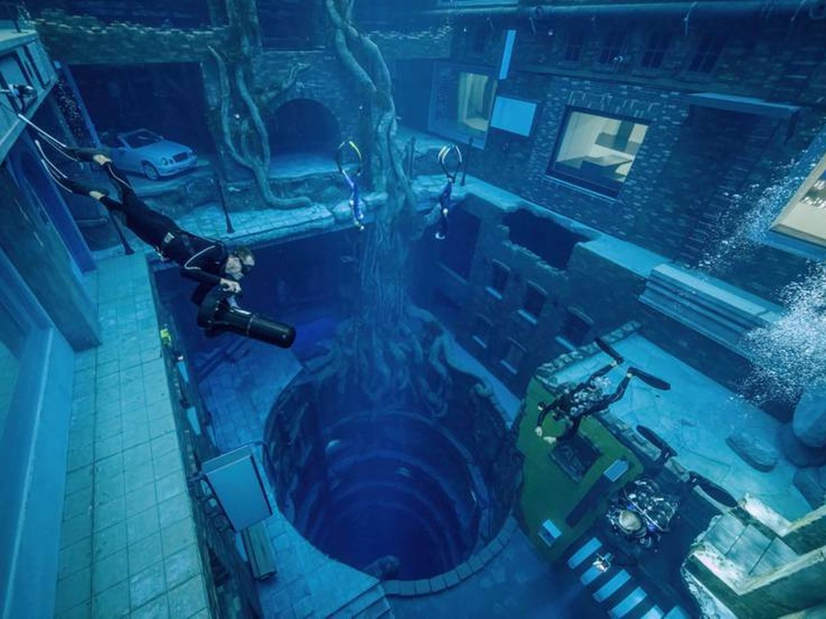 Foto: Fuente: Deep Dive Dubai