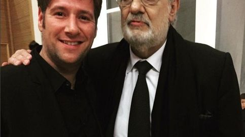 Instagram - Carlos Latre, un gran admirador de Plácido Domingo