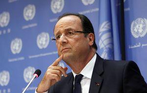 Una revista destapa el supuesto romance de François Hollande con la actriz Julie Gayet