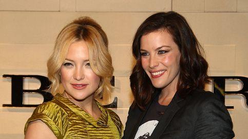 Kate Hudson y Liv Tyler: amigas del selfie cara lavada, con técnicas de belleza en las antípodas