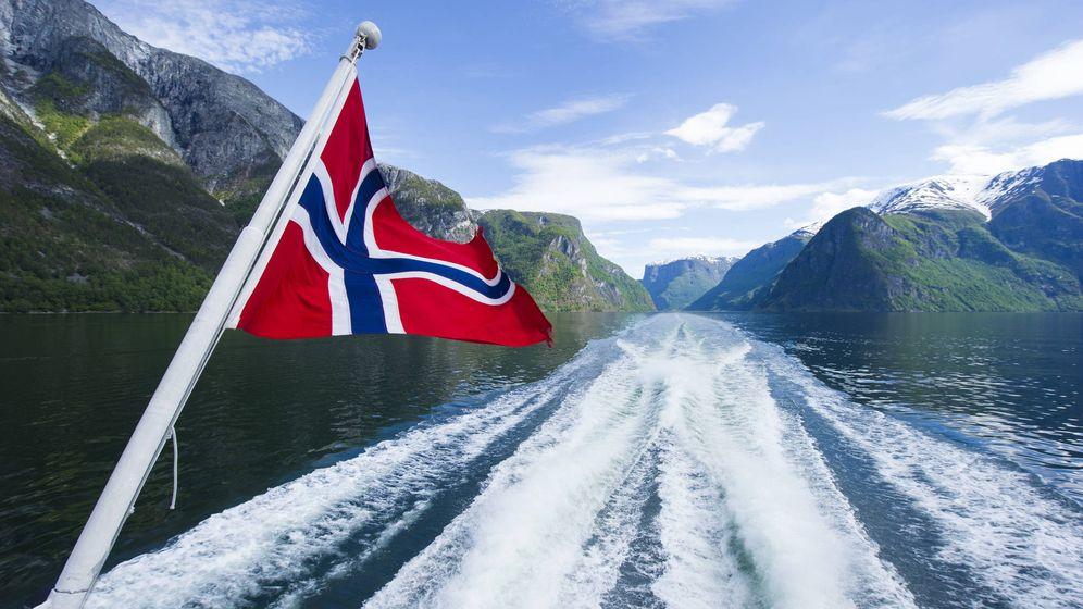 Foto: Fiordos noruegos. (iStock)