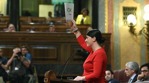 ¿Quién es Olona, la mujer fuerte de Vox? Candidata a la Mesa, portavoz y secretaria