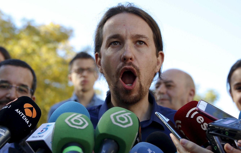 Foto: Pablo Iglesias, líder de Podemos. (Foto: Reuters)