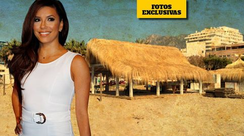 Eva Longoria reniega del polémico chiringuito de Marbella Playa Padre