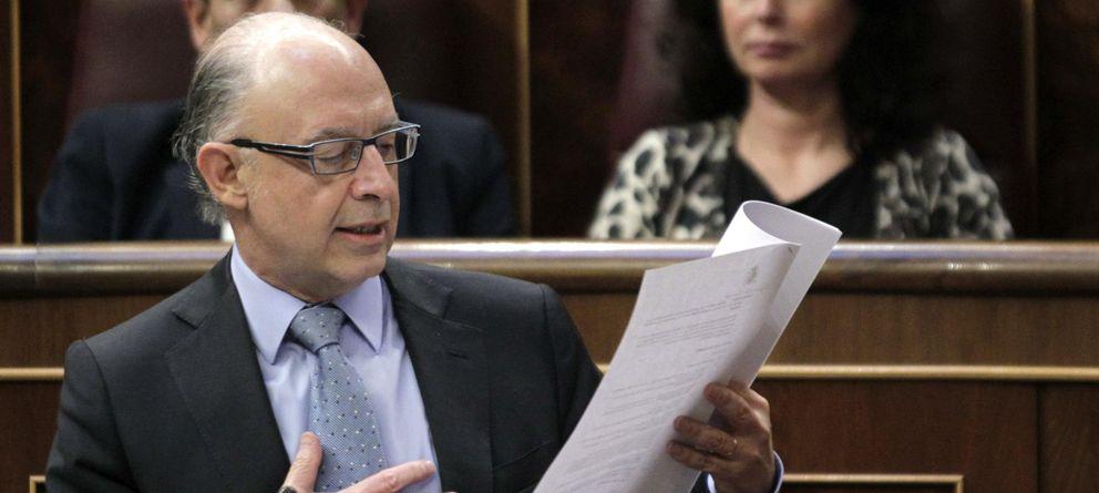 Foto: El ministro de Hacienda, Cristóbal Montoro. (Efe)