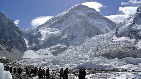 Carlos Soria, un alpinista español en Nepal: Sentí crujir la montaña