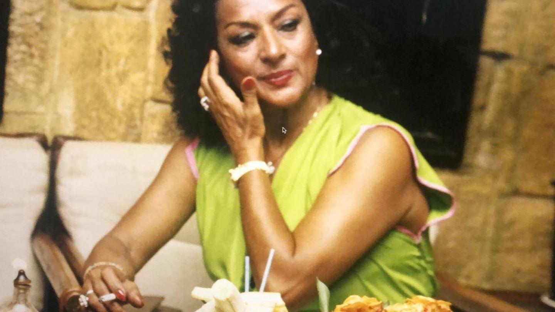 Lola Flores en la década de los 80.(Getty)