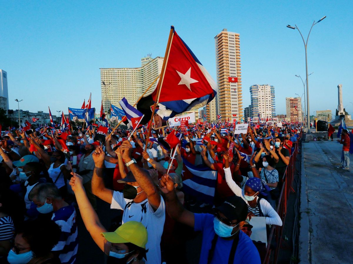 Foto: La Habana (EFE/Ernesto Mastrascusa)