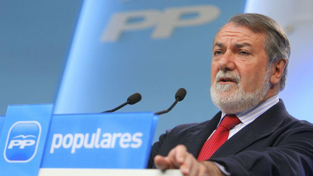 Foto: El exministro del PP, Jaime Mayor Oreja, en una imagen de archivo (EFE)