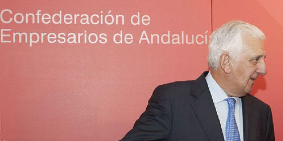 Foto: Herrero se deja querer: está abierto a un pacto para que Rosell presida CEOE