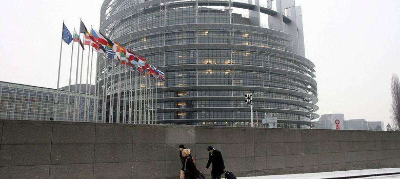 Foto: Sede del Parlamento Europeo en Estrasburgo (EFE)