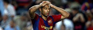 Henry, lesionado, no jugará frente al Espanyol
