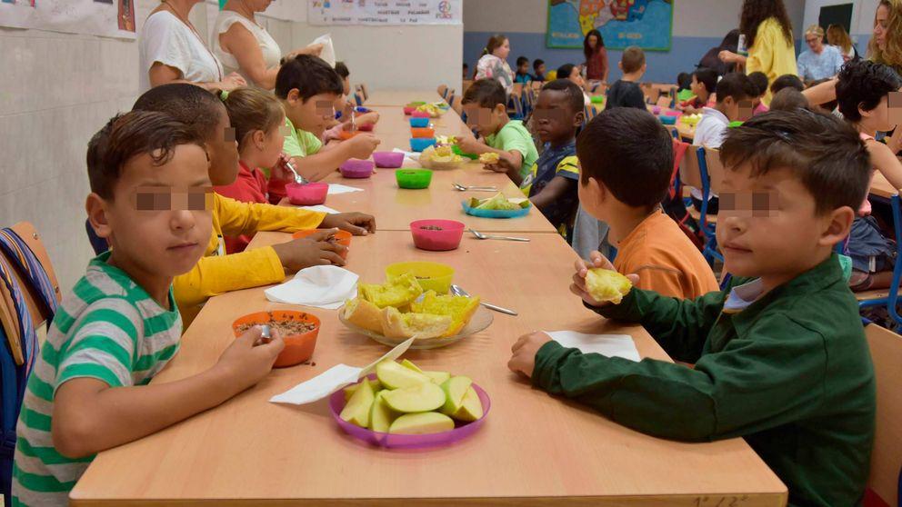 Desayunos y clases especiales en uno de los barrios más pobres de España