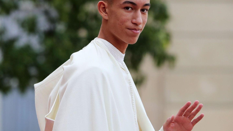 El Moulay Hassan en una imagen de septiembre de 2019. (EFE)