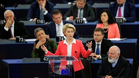 La Eurocámara da luz verde a la nueva Comisión Europea, que empieza tarde y coja