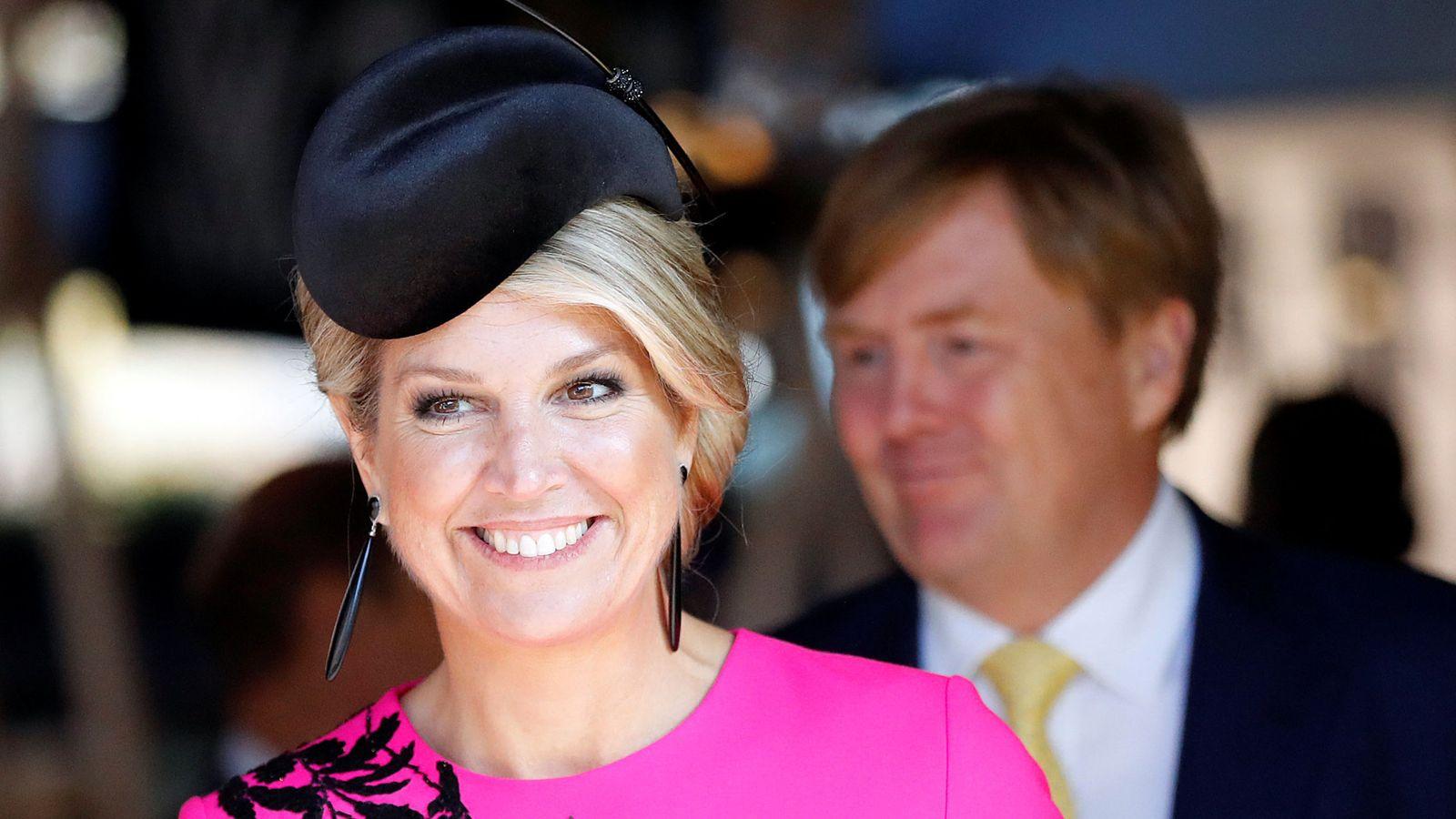 Foto: La reina Máxima, en una imagen de archivo. (Reuters)