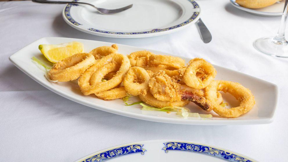 Los mejores locales de Madrid para probar los auténticos calamares fritos