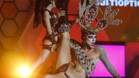 Gala drag del carnaval de Las Palmas