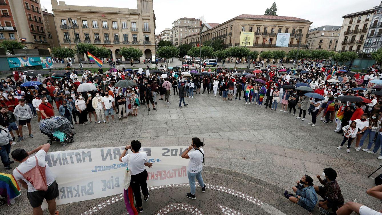 Más de un millar de personas reclaman en A Coruña justicia para Samuel