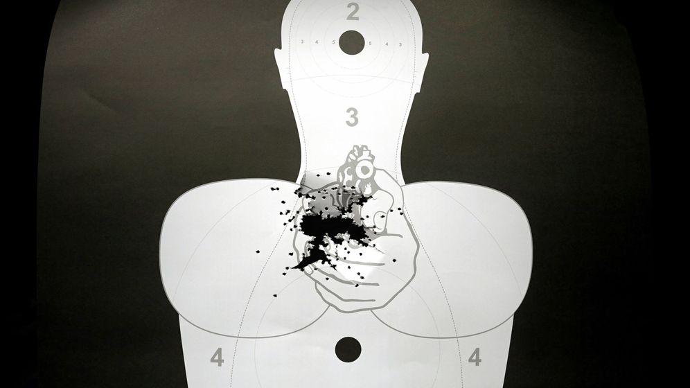 Foto: Imagen de archivo de pruebas de tiro. (Reuters)