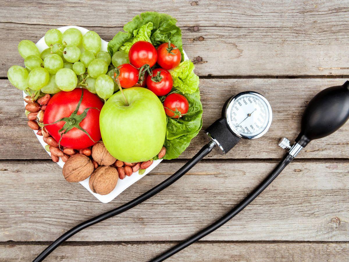 Foto: Dieta DASH para la hipertensión. (iStock)