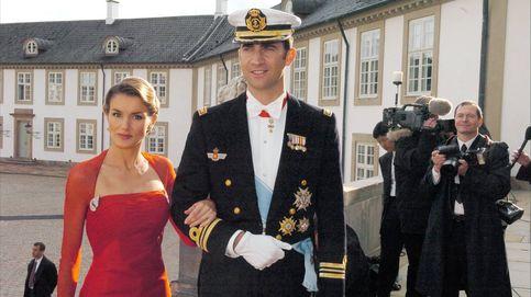 La noche en la que, a una semana de su boda, Felipe se relajó a ritmo de vals