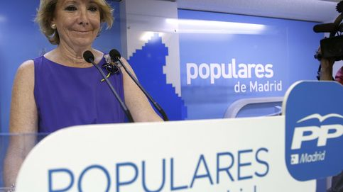 Tregua en el PP: Aguirre se adelanta y ficha en Génova al jefe de campaña