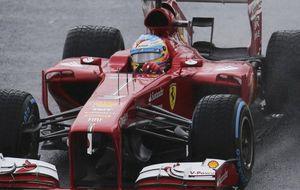 La Fórmula 1 se despide en Antena 3 con 20 puntos menos