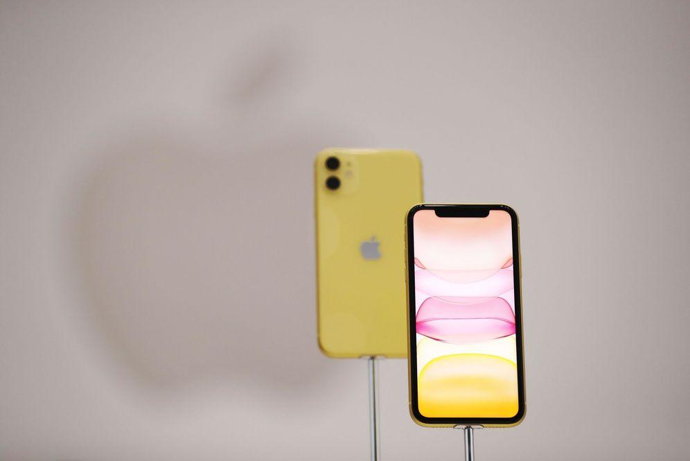 Foto: El iPhone 11. (Reuters)